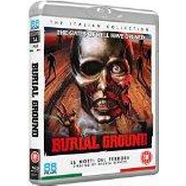 Burial Ground [Blu-ray]